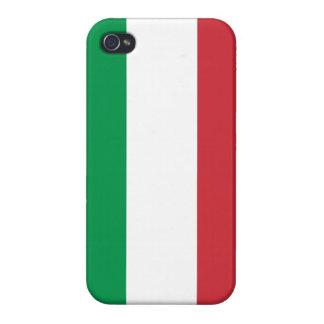 Italian Flag iPhone Case