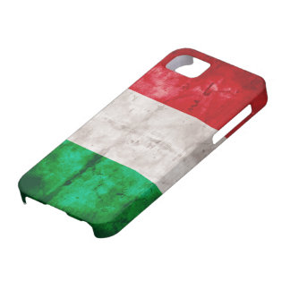 Italian Flag iPhone SE/5/5s Case