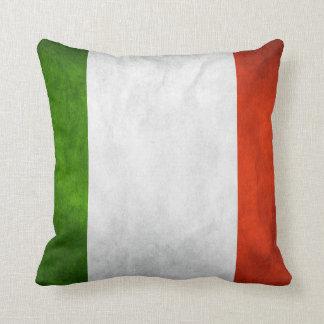 Italian Flag Italia American MoJo Pillow