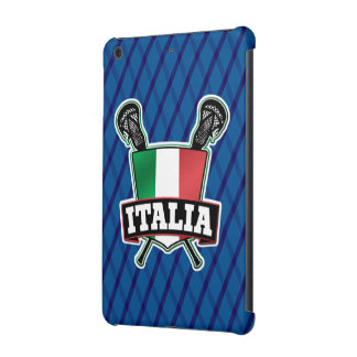 Italian Flag Lacrosse iPad Cover