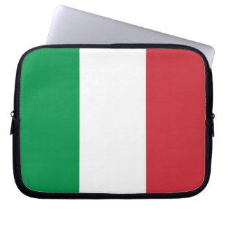 Italian Flag Laptop Sleeve
