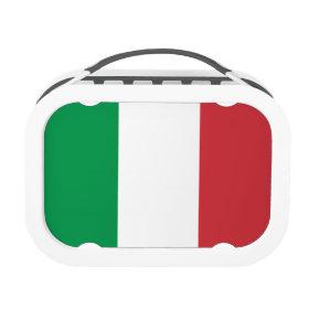 Italian flag lunch box | Tricolore design