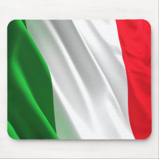 italian flag mouse pad