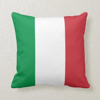 Italian Flag pillows