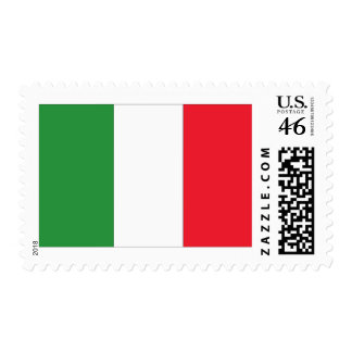 Italian Flag Stamps
