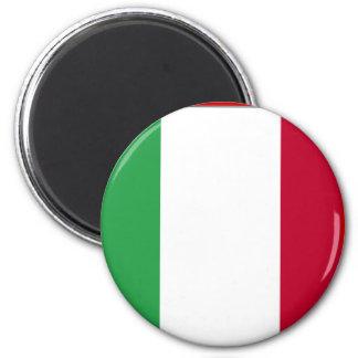 ITALIAN FLAG REFRIGERATOR MAGNETS