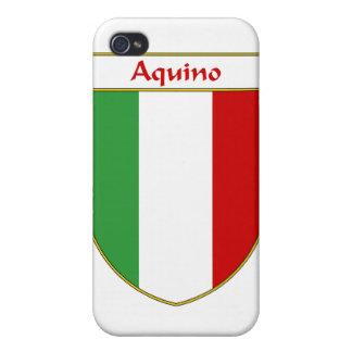 _ Italian Flag Shield iPhone 4 Cases