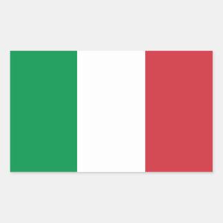Italian flag Stickers