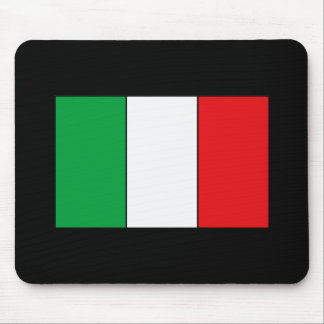 Italian Flag T-shirts and Gifts Mouse Pad