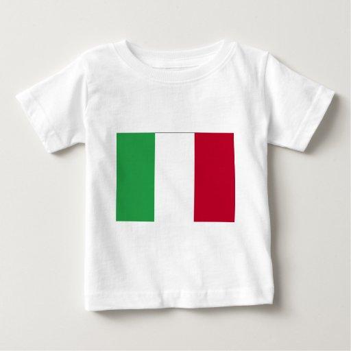 ITALIAN FLAG TEE SHIRTS