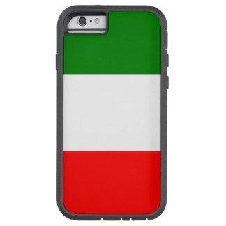Italian Flag Tough Xtreme iPhone 6 Case