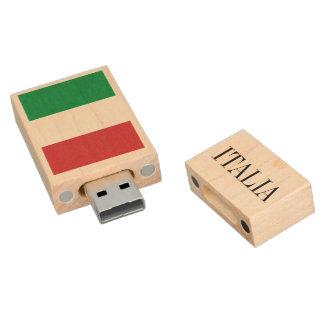 Italian flag USB pendrive flash drive | Italy