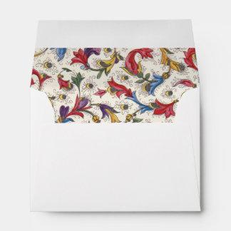 Italian Florentine Envelopes