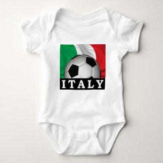 Italian Football Baby Bodysuit