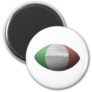 Italian Football Flag Fridge Magnets