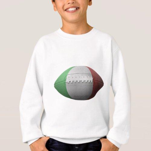 Italian Football Flag Sweatshirt