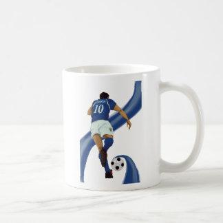 italian football gifts for Azzurri soccer fans Coffee Mug