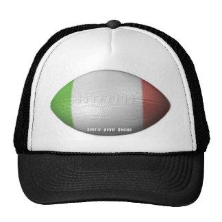 Italian Football Hats