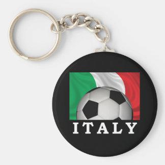 Italian Football Keychain