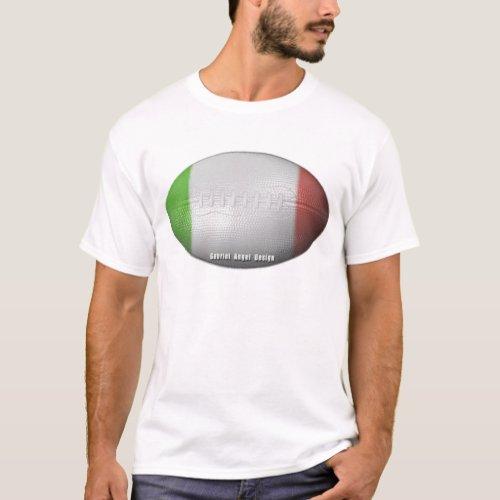 Italian Football T_Shirt