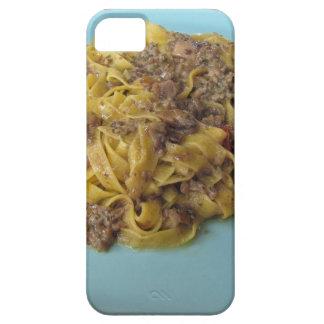 Italian fresh fettuccine with porcini mushrooms iPhone SE/5/5s case