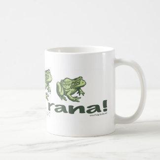Italian Frog - I Love Frogs Mug