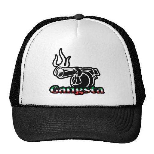 Italian Gangsta Trucker Hat