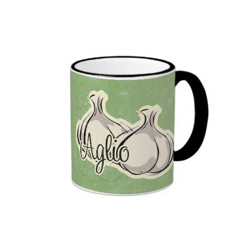 Italian Garlic Mug