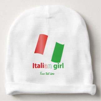 Italian Girl Baby Beanie