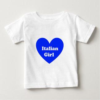 Italian Girl Baby T-Shirt