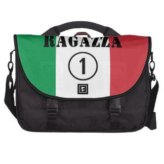 Italian Girlfriends : Ragazza Numero Uno Computer Bag