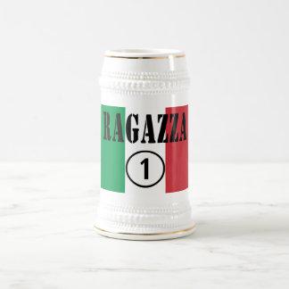 Italian Girlfriends : Ragazza Numero Uno Coffee Mug