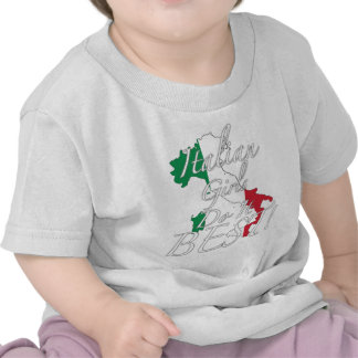 Italian Girls Do It Best! Tshirt