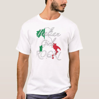 Italian Girls Rock! T-Shirt