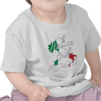 Italian Girls Rock! Tshirt