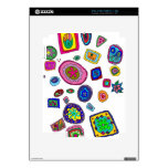 Italian Glass Party Decal For iPad 2