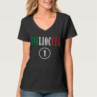 Italian Goddaughters : Figlioccia Numero Uno T-Shirt