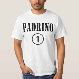 Italian Godfathers : Padrino Numero Uno Tee Shirt