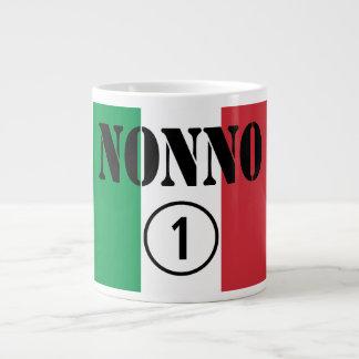 Italian Grandfathers : Nonno Numero Uno 20 Oz Large Ceramic Coffee Mug