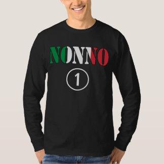 Italian Grandfathers : Nonno Numero Uno Tee Shirts
