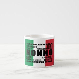 Italian Grandfathers : Qualities Espresso Cup