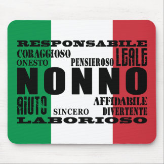 Italian Grandfathers : Qualities Mouse Pad