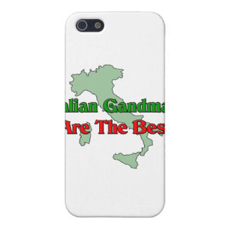 Italian Grandma's Are The Best iPhone 5 Covers