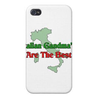 Italian Grandma's Are The Best iPhone 4 Case