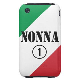 Italian Grandmothers : Nonna Numero Uno Tough iPhone 3 Cover