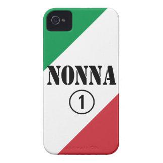 Italian Grandmothers : Nonna Numero Uno iPhone 4 Case-Mate Cases