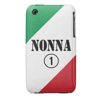 Italian Grandmothers : Nonna Numero Uno iPhone 3 Case-Mate Case