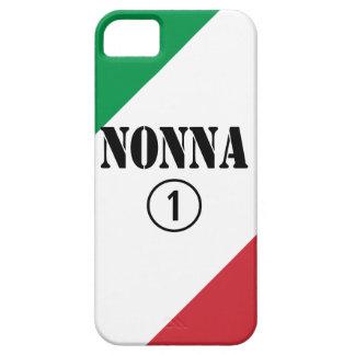 Italian Grandmothers : Nonna Numero Uno iPhone 5/5S Cover
