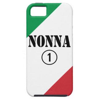 Italian Grandmothers : Nonna Numero Uno iPhone 5 Cases