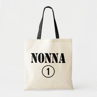 Italian Grandmothers : Nonna Numero Uno Tote Bag